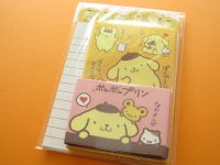 Kawaii Cute Mini Letter Set Sanrio *POMPOMPURIN (66696)