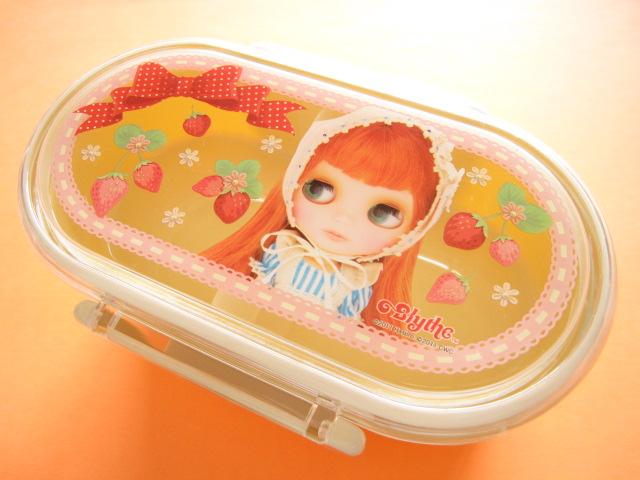 kawaii cute blythe doll bento lunch box container ichigochan kawaii shop japan. Black Bedroom Furniture Sets. Home Design Ideas