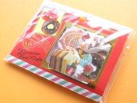 Sticker Flakes Sack Bon Voyage Kamio Japan Scrapbooking *Sweets (44610)