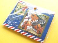 Sticker Flakes Sack Bon Voyage Kamio Japan Scrapbooking *Orchestra (44611)