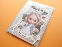 Kawaii Cute Blythe Greeting Message Card *The Playing Cards