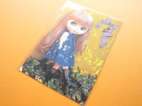 Kawaii Cute Blythe Doll Postcard *Rachael's Ribbon