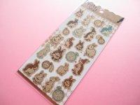 Cute Rabbit/Bunny Sticker Sheet Mind Wave (75484)
