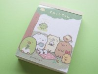 Kawaii Cute Mini Memo Pad San-x *Sumikkogurashi (MM 22201-01)