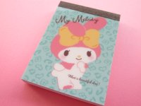 Kawaii Cute Mini Memo Pad Sanrio Japan Exclusive *My Melody (15134)