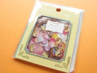 Classic Sticker Flakes Sack Antique Booklatte Q-LiA *Baby (81475)