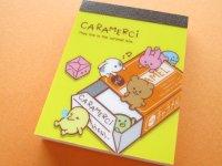 Kawaii Cute Mini Memo Pad Mind Wave *CARAMERCi (38799)