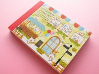 Kawaii Cute Mini Memo Pad Crux *AFTERNOON PLEASANT (28561)