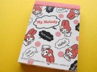Kawaii Cute Mini Memo Pad Sanrio Japan Exclusive *My Melody (10487)