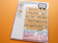 Kawaii Cute Letter Set Crux *COLLECTION OF PANDA (08015)