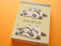 Kawaii Cute Mini Memo Pad San-x *Tarepanda (MM 29601-01)
