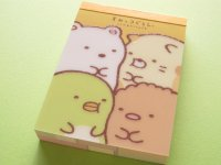 Kawaii Cute Mini Memo Pad San-x *Sumikkogurashi (MM 26801-04)