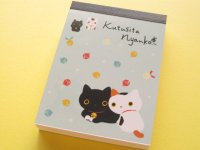 Kawaii Cute Mini Memo Pad San-x *Kutusita Nyanko (MM 29301-04)