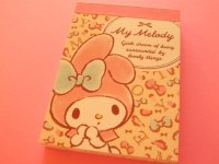 Kawaii Cute Mini Memo Pad Sanrio Japan Exclusive *My Melody (64126)