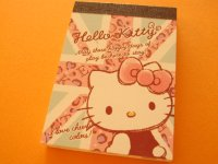 Kawaii Cute Mini Memo Pad Sanrio Japan Exclusive *Hello Kitty (64125)