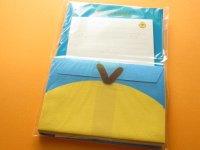 Kawaii Cute Letter Set San-x *Kiiroitori Rilakkuma (LH 49101)