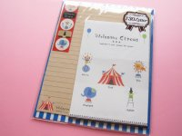 Kawaii Cute Letter Set Crux *Welcome Circus (08011)