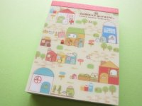 Kawaii Cute Mini Memo Pad San-x *Sumikkogurashi (MM 31501-03)