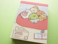 Kawaii Cute Mini Memo Pad San-x *Sumikkogurashi (MM 31501-01)