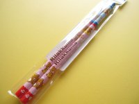 2 pcs Kawaii Cute Wooden Pencils Set San-x *Rilakkuma (PN86701)