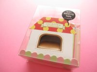Kawaii Cute ouchiina Deco Tape Sticker Q-LiA *Mushroom (81100)