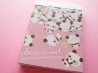 Kawaii Cute Mini Memo Pad Q-LiA *Sweet smooch (90672)