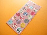 Japanese Washi Paper Sticker Sheet Mind Wave *ありがとう (Thank you) (77142)
