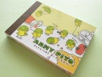 Kawaii Cute Mini Memo Pad Crux *ARMY PIYO (08037)