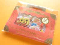 Petit Voyage Sticker Flakes Sack Eagle Japan *Happy Birthday (GS374)