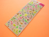 Kawaii Cute Chima Chimark Sticker Sheet Q-LiA *Zoo  (01096)