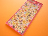 Kawaii Cute Candy Sticker Sheet Q-LiA *アイラブにゃんこ (01079)