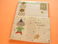 Kawaii Cute Letter Set Mind Wave * オリバーの休日 (39892)