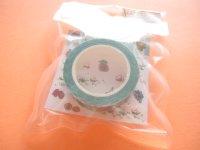 Kawaii Cute Masking Tape/Deco Tape Sticker Crux *Ado Mizumori (05310)