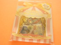 Sweet Milky Flake Sticker Sack Crux *Cat Travel (05328)