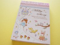 Kawaii Cute Mini Memo Pad Crux *Milky Story (08262)