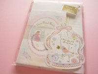 Kawaii Cute Letter Set Q-LiA *Shiny Floral Melody (00484)