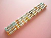 4 pcs Kawaii Cute Wooden Pencils Set Sanrio *Gudetama