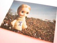 Cute Blythe Doll Postcard *Initial Y