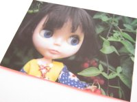 Cute Blythe Doll Postcard *Leaves