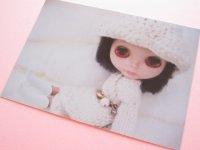 Cute Blythe Doll Postcard *Knitwear