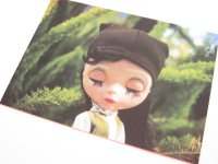 Cute Blythe Doll Postcard *Close my eyes