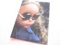 Cute Blythe Doll Postcard *Sunglasses