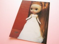 Cute Blythe Doll Postcard *White dress