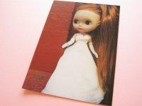 Cute Blythe Doll Postcard *White dress