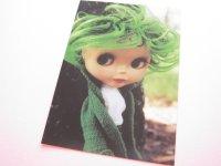 Cute Blythe Doll Postcard *Green style