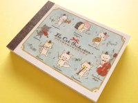 Kawaii Cute Mini Memo Pad Crux *The Cat Orchestra (29237)