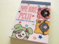 Kawaii Cute Mini Memo Pad Mind Wave *We are PCL!! (39367)