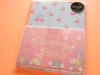 Kawaii Cute Letter Set Q-LiA *Flamingo Pink (20077)