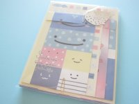 Kawaii Cute Regular Letter Set San-x Jinbesan *Jinbesan Face (LH64801)