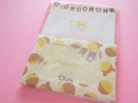 Kawaii Cute Letter Set San-x Rilakkuma*リラックマはきぐるみなんです (LH64401)